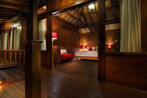 Tinggal Premium Banjar Kelod Bali - balkon