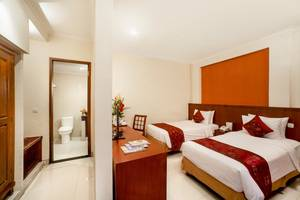 Restu Bali Hotel Bali - Superior Twin Bed