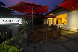 Saimai Residence Bali - Tampilan Luar