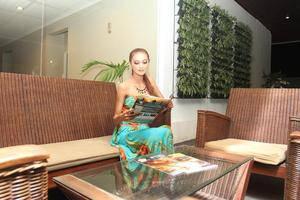 Saimai Residence Bali - ruang tunggu