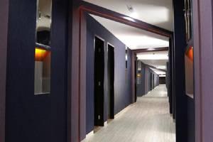 Shakti Hotel Jakarta - koridor kamar