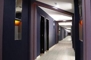 Shakti Hotel Jakarta - garis kamar