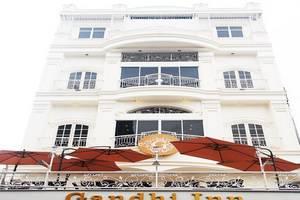 Gandhi Inn Medan - Tampilan Luar Hotel