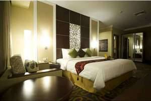 Emerald Garden Hotel Medan - Kamar tidur Penthouse Master