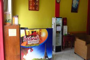 Hasanah Sawojajar Guest House Malang - Resepsionis