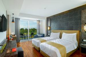 Swiss-Belresort Pecatu Bali - Deluxe Balcony Twin