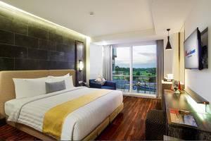 Swiss-Belresort Pecatu Bali - Deluxe Balcony King