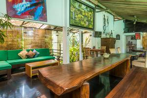 ZenRooms Umalas Klecung Villa - Restoran