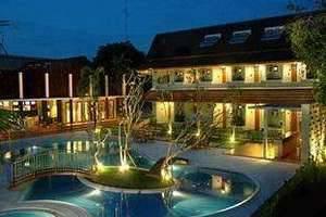 LPP Garden Hotel Yogyakarta - Tampak Luar