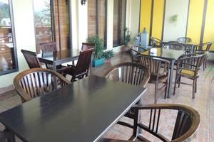 Green Wattana Hotel Sentul - Ruang makan