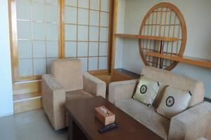 Green Wattana Hotel Sentul - Ruang tamu