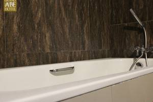 Grand Abe Hotel Jayapura - President Suite Bathroom