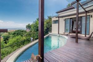 Temple View Boutique Villa Bali - 2 Bedroom Pool Villa