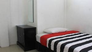 Sahabat Backpacker 2 (Mata Bean) Batu - Bedroom