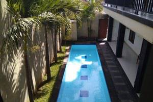 Rabasta Hotel  Kuta Bali - Kolam renang