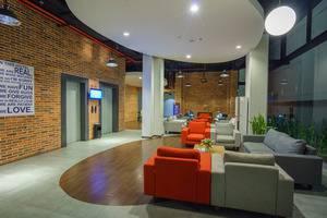 MaxOneHotels Sukabumi - Lobby & Lounge