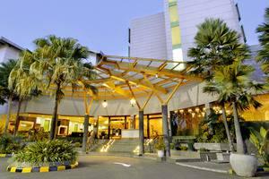 Banana Inn Hotel Bandung -  Entrance