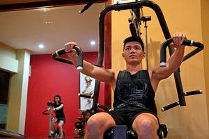 Banana Inn Hotel Bandung -  Fitness