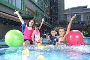 Banana Inn Hotel Bandung - Swimming Pool