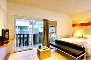 HARRIS Hotel Kuta - HARRIS Residence 1 kamar tidur