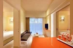 HARRIS Hotel Kuta - HARRIS Residence 2 kamar tidur