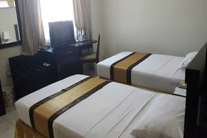Beril Nur Hotel Makassar - Superior Twin