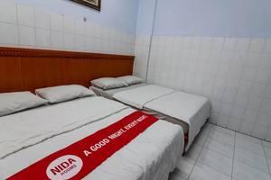 NIDA Rooms Bali Bandung Sempidi Begonia Bali - Kamar tamu