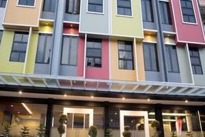 Hotel Quintus Jakarta - Tampilan Luar Hotel