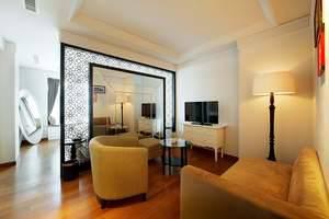 De Paviljoen Bandung By HIM Bandung - Executive Club Living Room