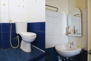 OYO 236 Penginapan Rumah Hijau Palembang - BATHROOM