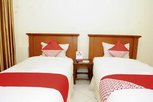 OYO 236 Penginapan Rumah Hijau Palembang - Bedroom