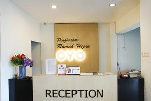 OYO 236 Penginapan Rumah Hijau Palembang - RECEPTION