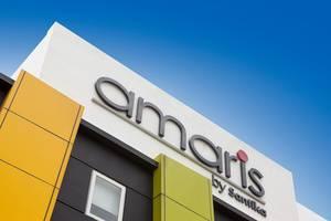 Amaris Hotel Sriwedari Solo - Eksterior