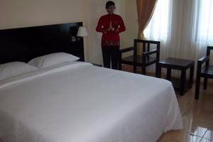 Majestic Hotel Palembang - Kamar tamu
