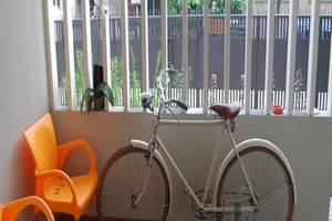 IKIRU to live Hotel Surabaya - Teras