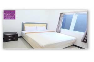 Lavender Guest House Samarinda - Deluxe Room (Queen)