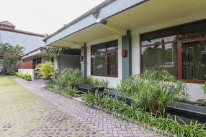 NIDA Rooms Airport Road Denpasar - Penampilan