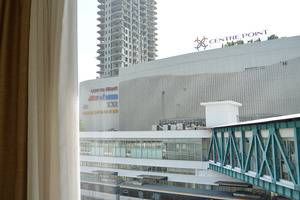 D Primahotel Medan - Centre point from window view