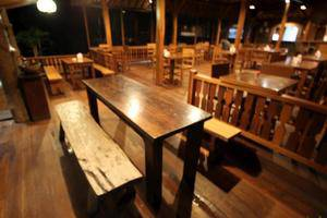Mina Tanjung Beach Hotel Lombok - Interior