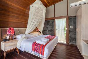 Mola2 Resort Gili Air Lombok - Kamar