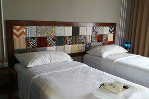 Mola2 Resort Gili Air Lombok - Twin Bed