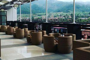 Sapadia Guesthouse & Restaurant Ciwidey Bandung - Sky View Resto