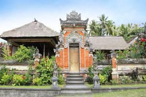 Puri Bagus Manggis Hotel Bali - Hotel Entrance