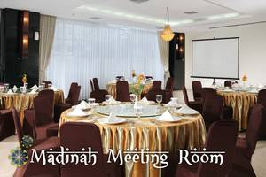 Namira Syariah Hotel Pekalongan - Ruang pertemuan Madinah