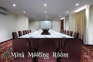 Namira Syariah Hotel Pekalongan - Ruang pertemuan Mina