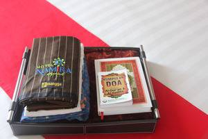 Hotel Namira Syariah Pekalongan - perlengkapan sholat