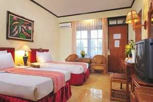 Hotel Inna Tretes - Kamar Deluxe