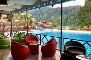 Hotel Inna Tretes - Cafe