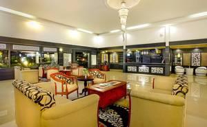 Hotel Inna Tretes - Lobby