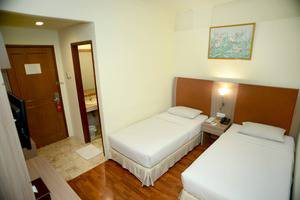 Hotel Anugerah Palembang - Kamar Superior Twin